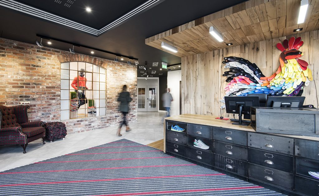 New Balance EMEA Headquarters