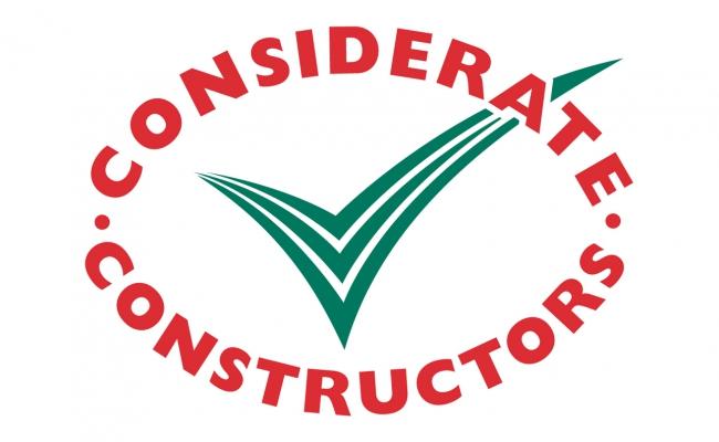 considerate constructor logo
